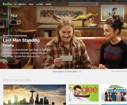 Hulu Netflix Top US-Serien kostenlos