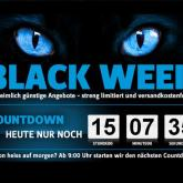 Conrad startet Black Week als