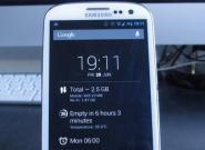 Samsung Galaxy S3: Rollout des