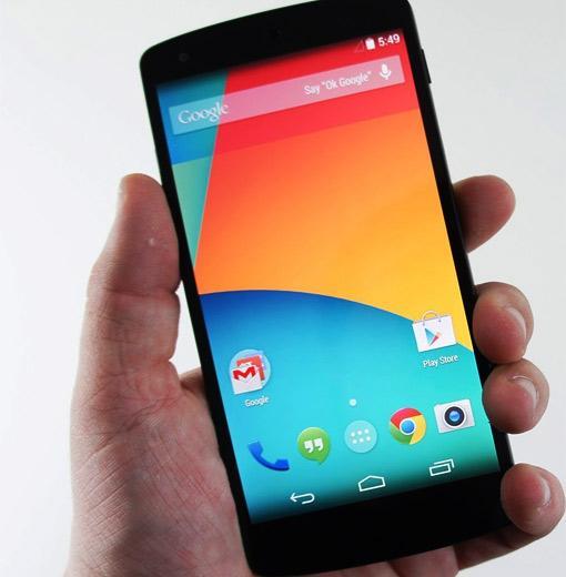 Android 4.4 kitkat Updates