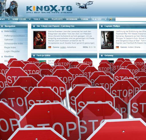 Kinos.to und Movie4k.to: EU plant Sperrung