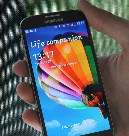 Samsung Galaxy S4: Android 4.4 Update