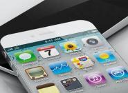 iPhone 6 mit großem Touchscreen