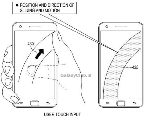 Samsung Galaxy S5: Patent