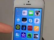 Apple iOS 7: Untethered Jailbreak