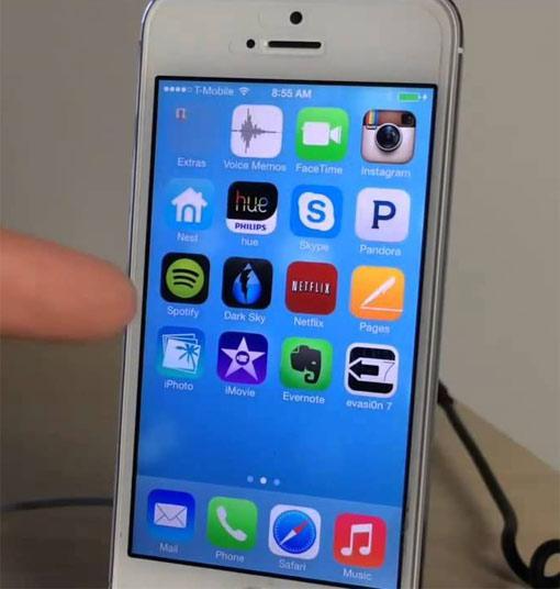 iOS 7 Jailbreak für iPhone und iPad
