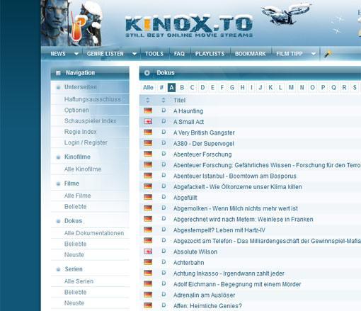 Kinox Virus