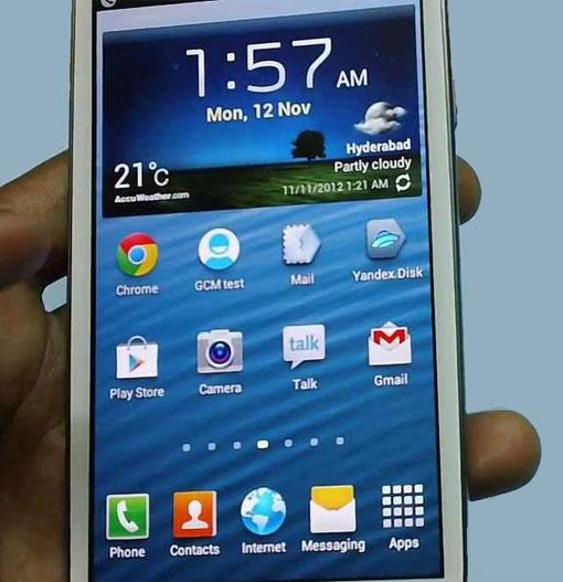 Samsung Galaxy S3, Galaxy Note 2