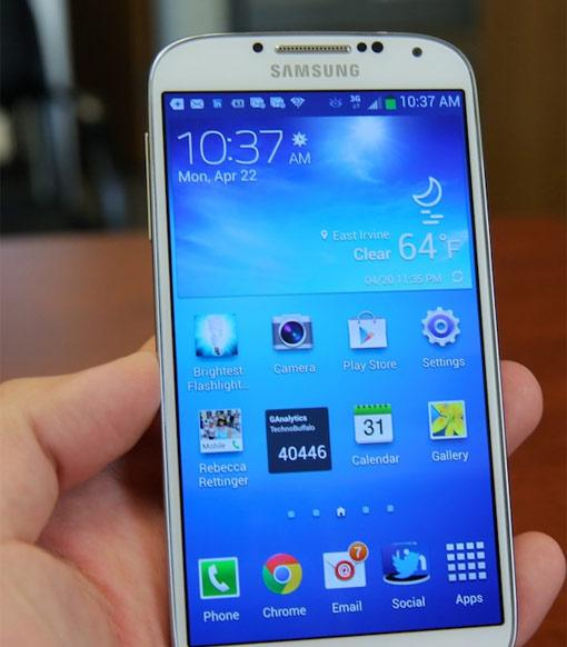 Samsung Galaxy S4: Neues Android 4.4.2 Update