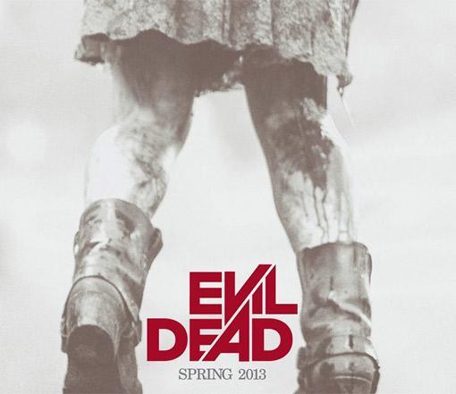 Horrorfilm Evil Dead