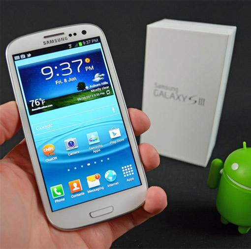 Samsung Galaxy S3: Android 4.4 Update