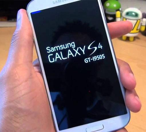 Samsung Galaxy S4: Android 4.4.2 Update