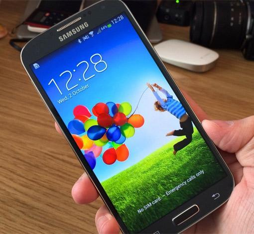Samsung Galaxy S4: Update