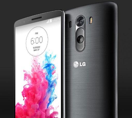 LG G3 Rückseite