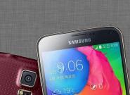 Samsung Galaxy S5 LTE Plus