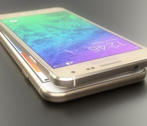 Samsung Galaxy Alpha: iPhone 6