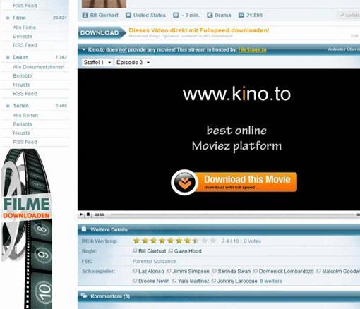 Kinos.to bald offline