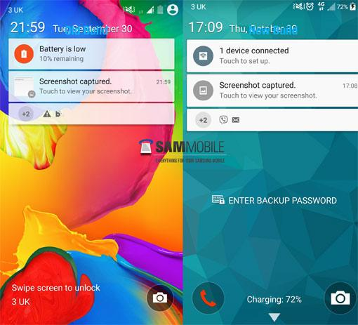 Samsung Galaxy S5: Android 5.0