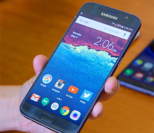 Samsung Galaxy S7 Passwort vergessen