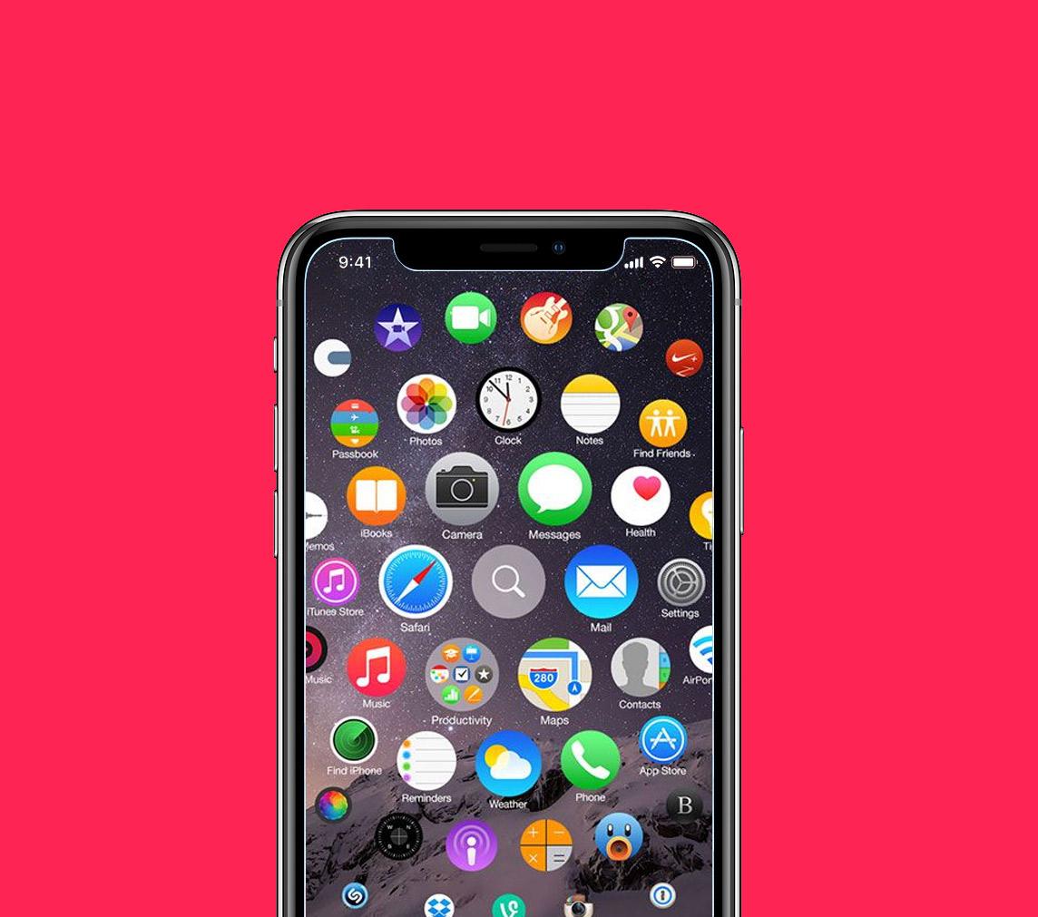 iPhone 12 Design ios 14